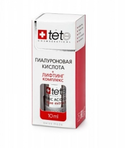 МИНИ Гиалуроновая кислота + Лифтинг комплекс MINI Hyaluronic Acid + Lifting Complex