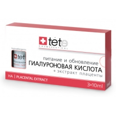 Гиалуроновая кислота с эктрактом плаценты Hyaluronic Acid + Placental Extract